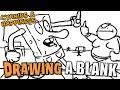 Um Sponge Bob Cyanide amp Happiness Drawing A Blank Ep 25