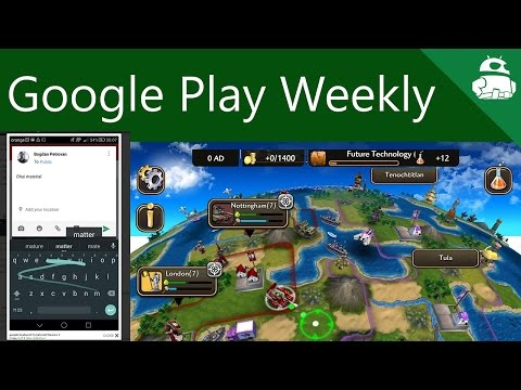 YouTube Music Key beta, Game of Thrones on Android (maybe), Material Design! - Google Play Weekly