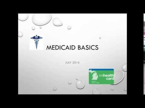 Medicaid Basics & Eligibility