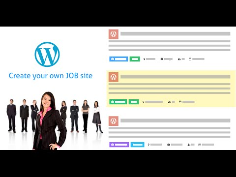 Create Your Job Site with Job Board Manager for WordPress