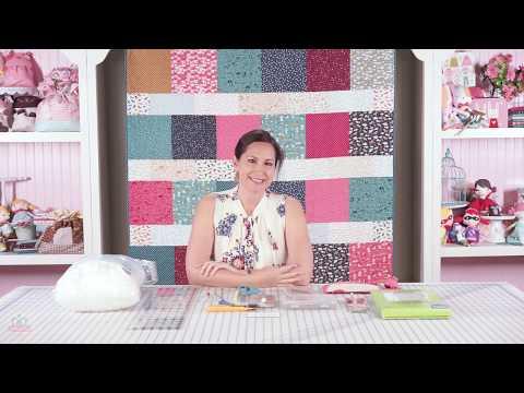 Notion Talk with Stacy Iest Hsu - Fat Quarter Shop