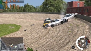 BeamNG Trying to spawn 20+ cars