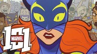 Patsy Walker aka Hellcat   Marvel 101