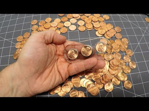 Simple $2 Hand Spinner Built with Pennies From Heaven Fidget Tutorial