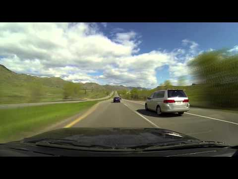 GoPro: Driving from Denver to Blackhawk, CO