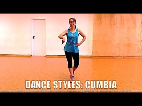 DANCE STYLES: CUMBIA