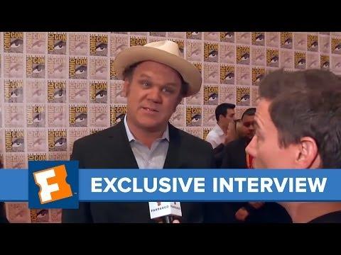 Exclusive: John C. Reilly - Comic-Con 2012 Interview | Comic Con | FandangoMovies