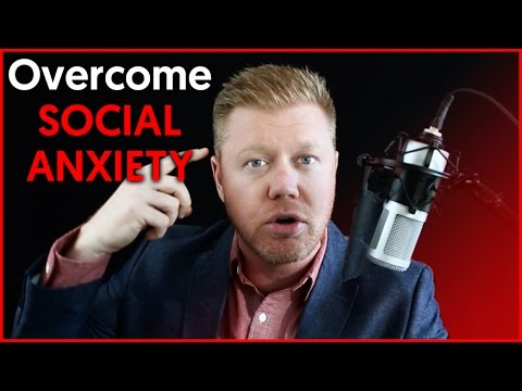 3 Steps to Overcome Social Anxiety WITHOUT Medicine (The Decoy Technique)