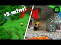 Minecraft Diamonds in UNDER 5 MINUTES from Spawn!