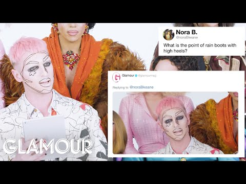 RuPaul's Drag Race All Stars Give Advice to Random People on the Internet | Glamour