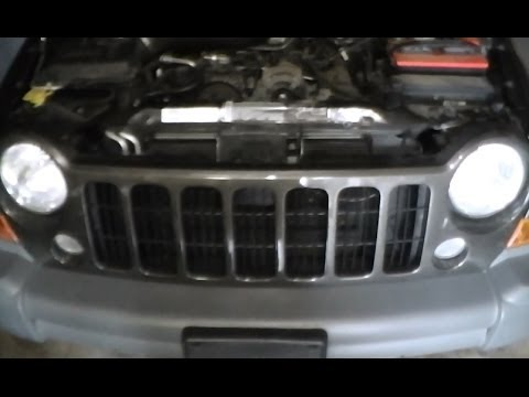 2005 Jeep Liberty Radiator Replacement Tips