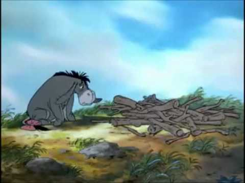 Winnie the Pooh - A Rather Blustery Day