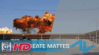 """CGI 3D & VFX Tutorials: """"Creating Mattes in After Effects"""" - by Action VFX"""