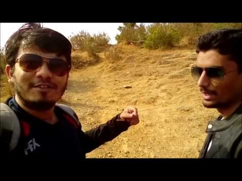 Best place for třekking in pune #road trip# life easy with jeet and niks