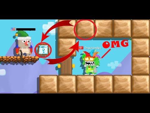 Growtopia Scam Fail!!(Diamond Lock -Easy Scam Fail)