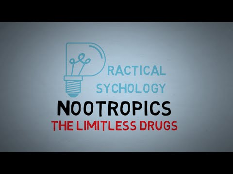 Nootropics: Smart Drugs and the Limitless Pill - Cognitive Enhancers