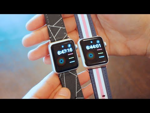 Casetify Leather Apple Watch Bands [CoM Watch Store]