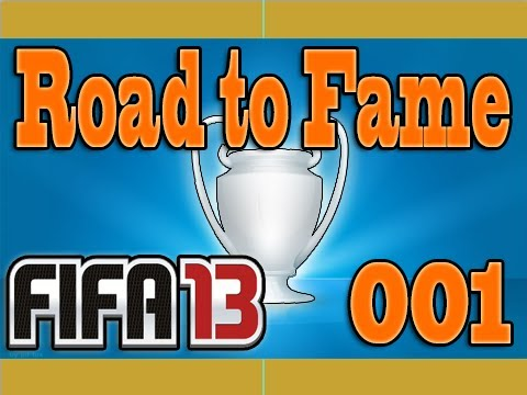 Fifa 13 Road to Fame: Ep.001 - The Gold Cup!