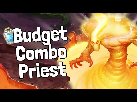 Budget Combo Priest Deck Guide - Hearthstone
