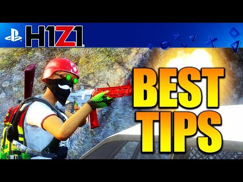 H1Z1 PS4 - HOW TO AIM BETTER IN H1Z1 PLAYSTATION 4! BEST H1Z1 PS4 SENSITIVITY! BEST H1Z1 AIMING TIPS