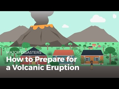 How to Prepare for a Volcanic Eruption | Disasters
