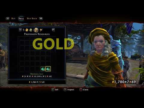 NEVERWINTER: How to farm GOLD! (como fazer ouro) 2017