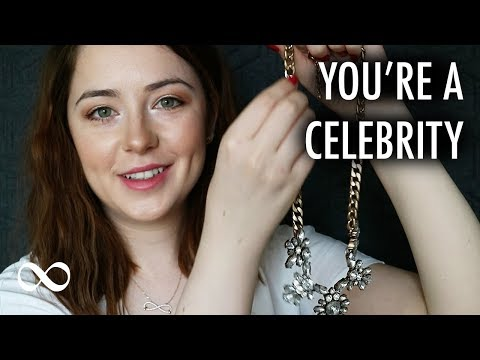 Celebrity Personal Assistant (Part 1) ASMR Roleplay