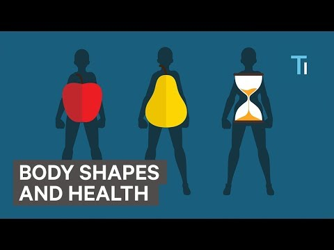 What Body Shape You Are Says A Lot About Your Weight