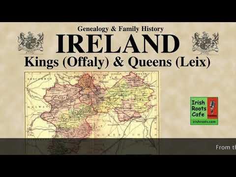 Johnson family name; researching Queens Co. Ireland, Irish Dolman body IF 82