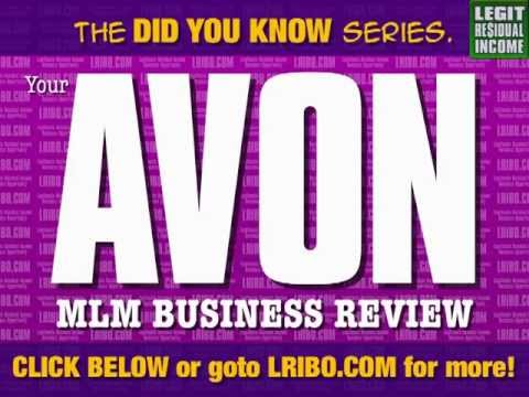 Avon Plan - MLM Secrets Revealed - is the