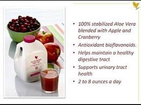 Aloe Berry Drink