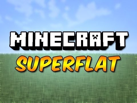Superflat Challenge (1) Block Behind Blocks.
