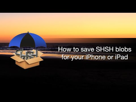 How to save SHSH blobs for your iPhone or iPad using the new TinyUmbrella beta - iPhone Hacks