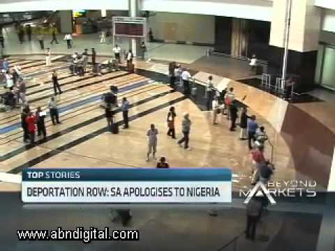 Nigeria - South Africa Immigration Issues with Olugbenga Ashiru