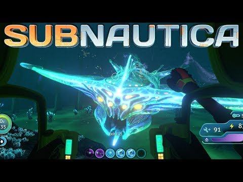 GHOSTS and SKELETONS of the LOST RIVER - Subnautica Gameplay Playthrough - Ep. 23