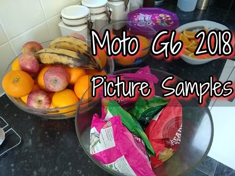 Moto G6 Picture Samples 12MP Duel Camera