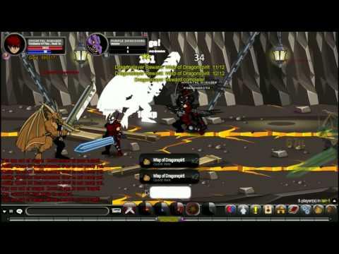 AQW-How to Unlock Nulgath's Shop and Quests(Full Walkthrough)