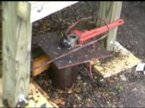 Water Well  Pump Project