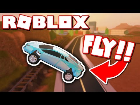 HOW TO MAKE YOUR CAR FLY!! (Roblox Jailbreak - Ramps Update)
