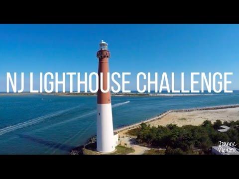 FALL ROADTRIP | NJ Lighthouse Challenge