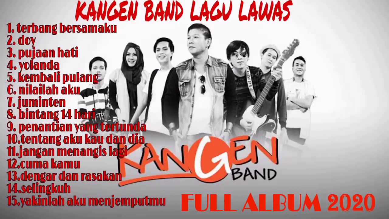Download KANGEN BAND  FULL ALBUM 2021  *  Pilihan Lagu Lawas Terbaik MP3 Gratis