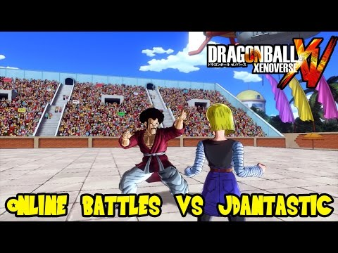 Dragon Ball Xenoverse Online Battle: When Your Power Level Exceeds Your Opponent (Me vs jDantastic)