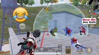 Trolling Noobs Is So Much Fun 😍🤣 | PUBG MOBILE FUNNY MOMENTS