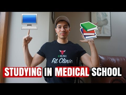 How I Study in MEDICAL SCHOOL   Music, Tips, Resources, Etc !   Studying 101