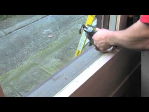 Milgard Windows  Block Frame Window Replacement
