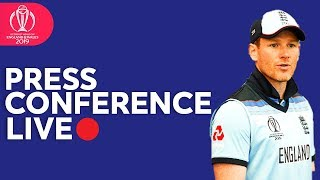 Post Match Press Conference England VS West Indies | ICC Cricket World Cup 2019