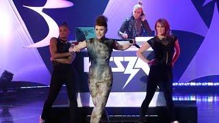Kiesza Performs a Medley