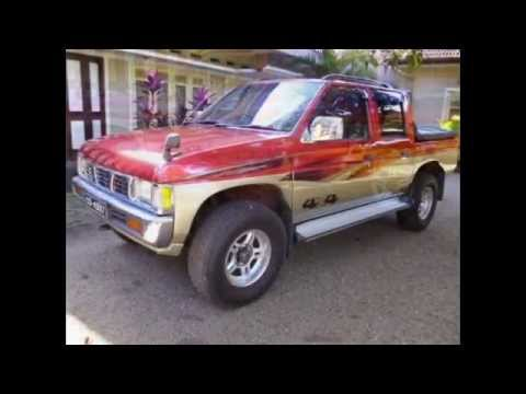 Nissan Double cab for sale in Srilanka (www.ADSking.lk)