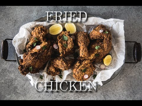 Cooking Isn't That Hard Ep. 2 | How To Make Fried Chicken