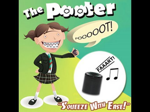 The Human Pooter...Farting in Public